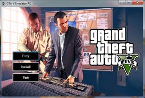 download game gta v ps3 emulator